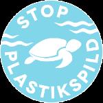 Stop Plastikspild Badge